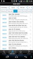 Screenshot of Karaoke Vietnam 7 so (Lyric)