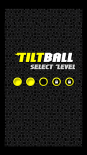 TiltBall2D! - screenshot