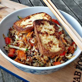 Vegetarian Rice Salad Recipes
