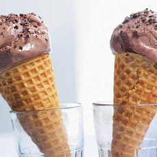Bitter Chocolate Ice Cream Recipe