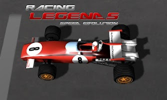 Screenshot of Racing Legends