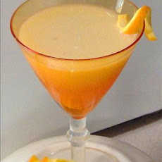 Orange Tiger Martini