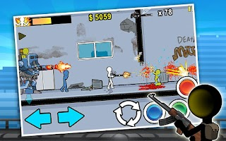 Screenshot of Anger of Stick 2