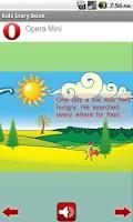Screenshot of Kids Story Books