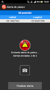 Ciudad Alerta - screenshot