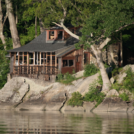 Little house on the Hudson by Alec Halstead - Buildings & Architecture Homes (  )