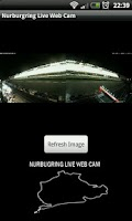 Screenshot of Nurburgring Live Web Cam