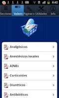 Screenshot of Urología Práctica