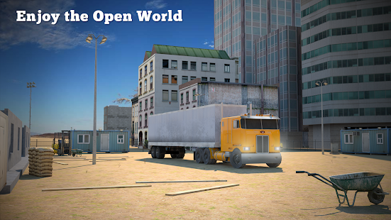Game Truck Driver 3D: Extreme Roads APK for Windows Phone