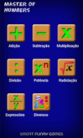 Screenshot of Mestre dos números