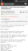 Screenshot of Voltage SecureMail