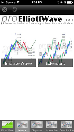 Elliott Wave Theory - screenshot