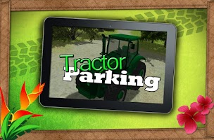 Screenshot of tractor dash repo simulator