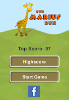 Screenshot of Run Marius Run