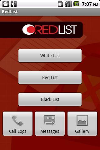 RedList白銀版
