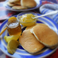 Lemon and Poppyseed Drop Scones
