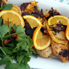 Cooking Light's Citrus Chicken