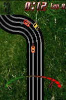 Screenshot of Car Tracks Free