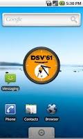 Screenshot of DSV '61 Klok