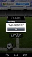 Screenshot of Ball Dribble - Soccer Juggle
