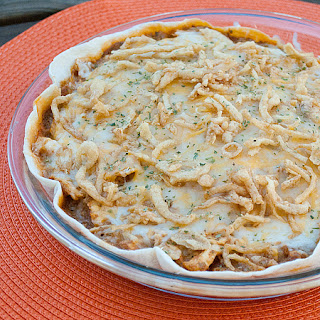 Microwave Chicken Tortilla Casserole
