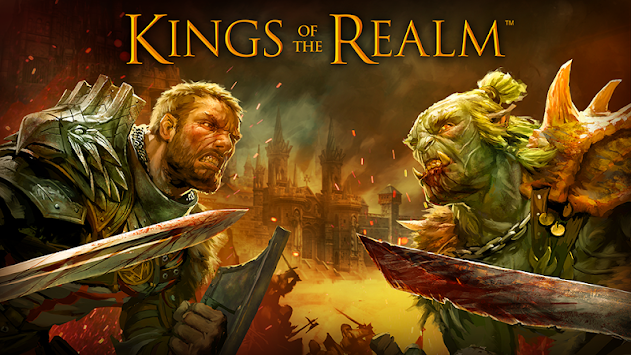 Kings Of The Realm - MMORTS APK screenshot thumbnail 1
