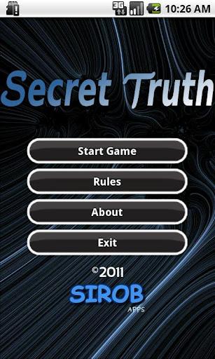 Secret Truth