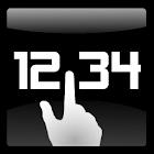 Click Clock Widget icon