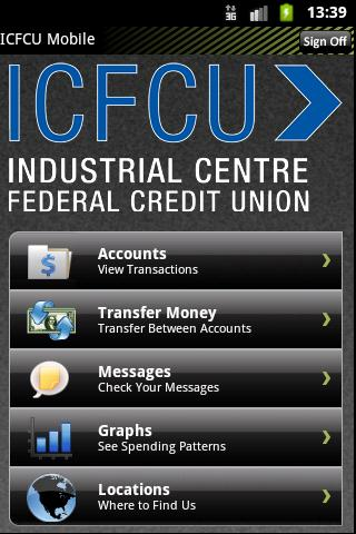 ICFCU Mobile