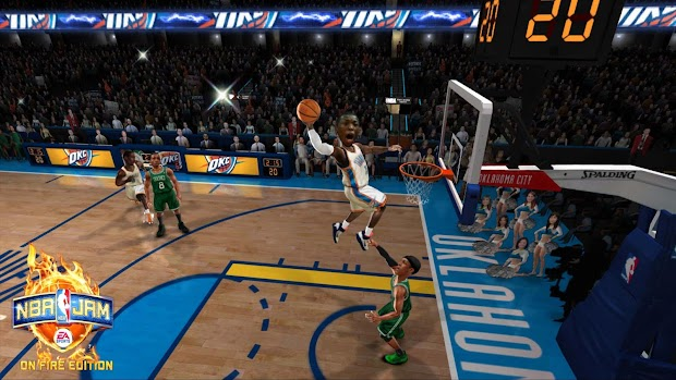 EA Sports: Who's ready for a new NBA Jam?
