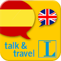 Spanish talk&travel icon