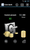 Screenshot of Coin Bank