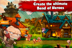 Screenshot of Band of Heroes
