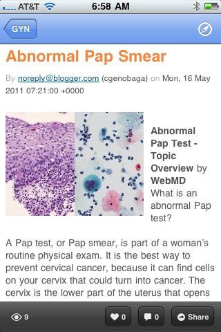 【免費醫療App】W Health for Women-APP點子