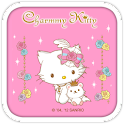 Charmmy Kitty Princess Theme icon
