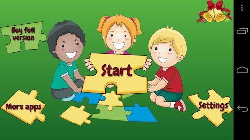 Kids Jigsaw Puzzle Lite