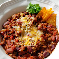 Sharon's Awesome Chicago Chili