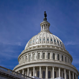 Center of the Capitol by Rob Voege - Buildings & Architecture Other Exteriors