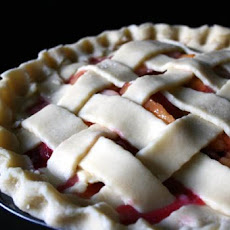 Peach and Almond Pie