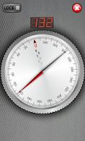 Screenshot of Rotation Orientation Compass