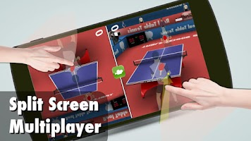 Screenshot of Real Table Tennis