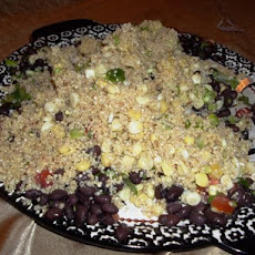 Mayan Supper Salad