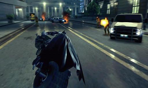 The Dark Knight Rises - screenshot