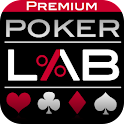 pokerLab. Premium icon
