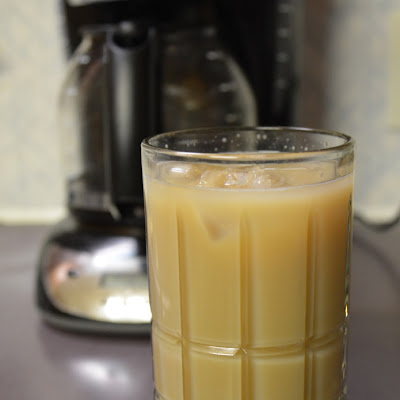 Amaretto Iced Coffee