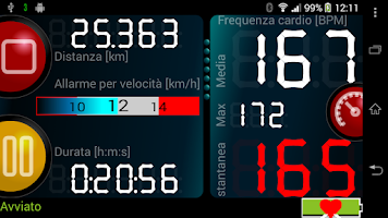 Screenshot of Motocross GPS Lap Timer
