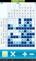 Screenshot of Fun Fun Picross