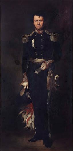 Lieutenant-Governor La Trobe.