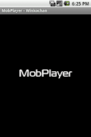Screenshot of MobPlayer - Rádio Nova