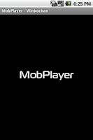 Screenshot of MobPlayer - Rádio Nova